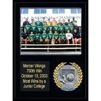 5X7 Memory Mate Plaques 6 Color Choices - 9X12 Plaque Fits a 5X7 Photo With Sports Emblem