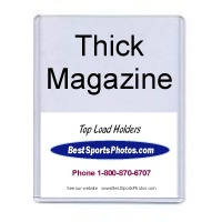 9x11 Thick Magazine Top Load - Pack of 10