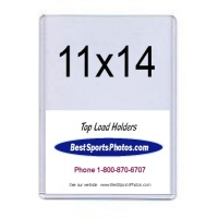 11x14 Quality Top Load - Pack of 25