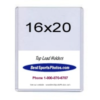16x20 Large Top Load - Pack of 10